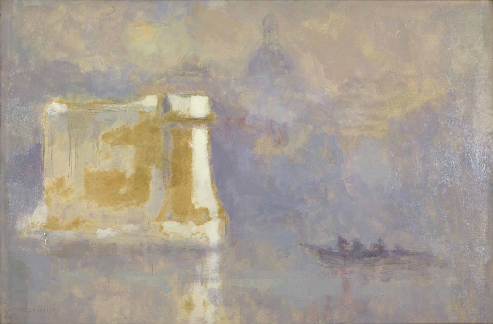 Tableau de Maurice Louvrier