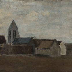 Eglise dans la plaine de Caen II