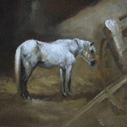 Le Cheval du plâtrier