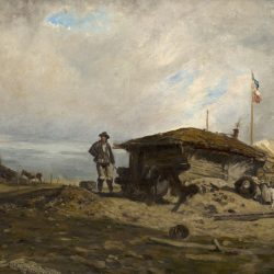 La Cabane du passeur à Trouville
