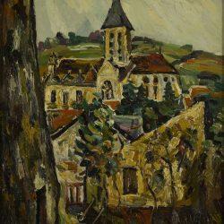 L'église de Vétheuil
