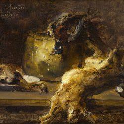 Le Lièvre «à l'ami Chaîne»