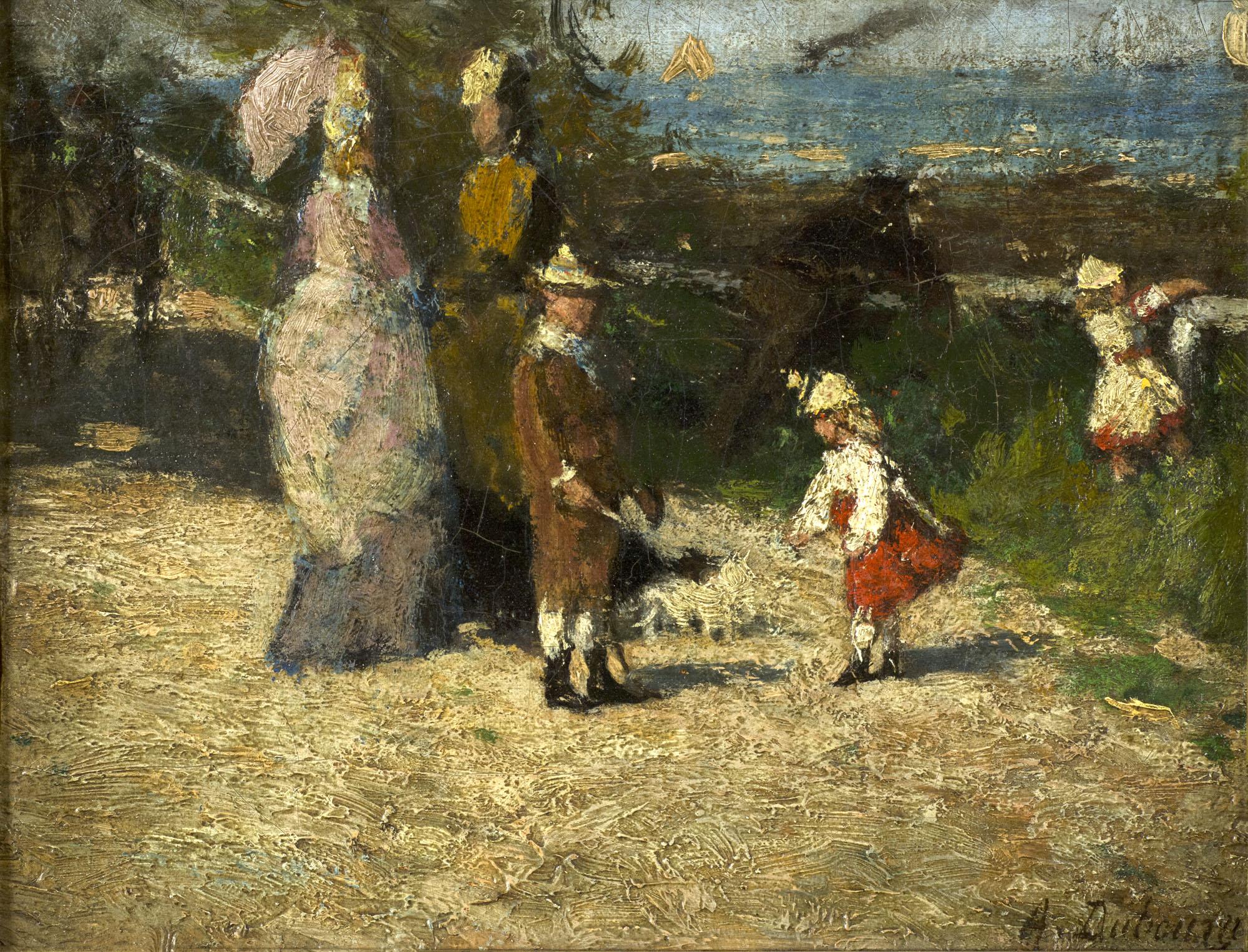 Tableau La Promenade
