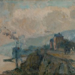 Bords de Seine à Dieppedale