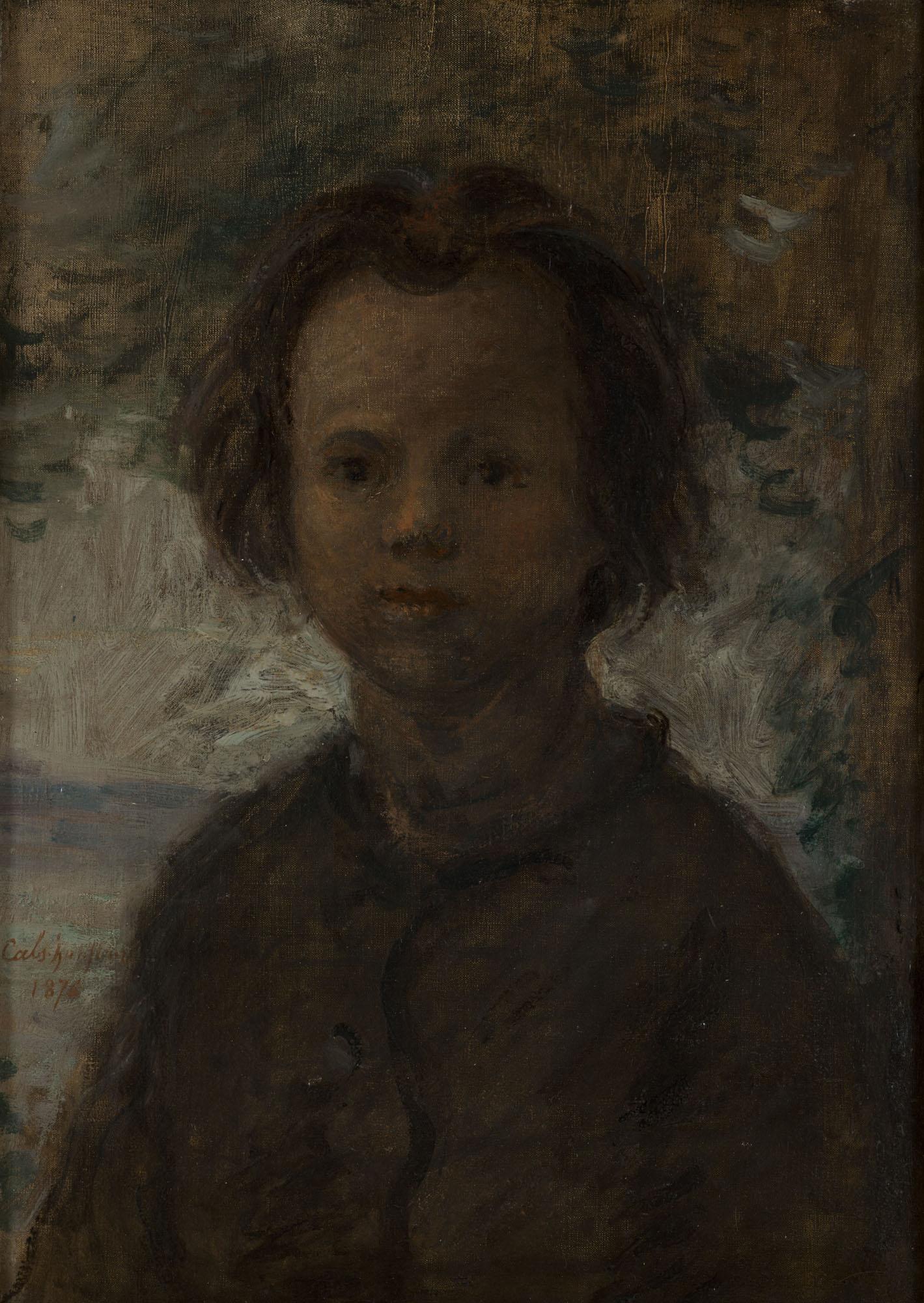 Tableau Portrait d'enfant