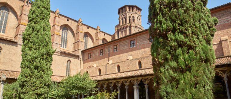 Photo de la façade du Musée des Augustins de Toulouse