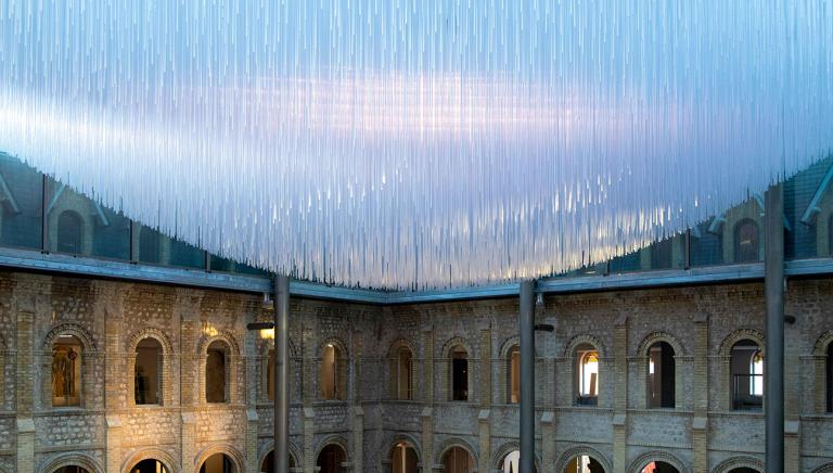 Photo du bâtiment des Franciscaines de Deauvillle